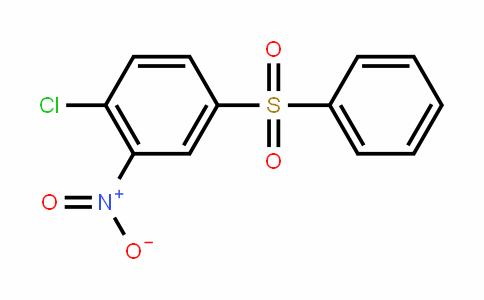 Benzene, 1-chloro-2-nitro-4-(phenylsulfonyl)-