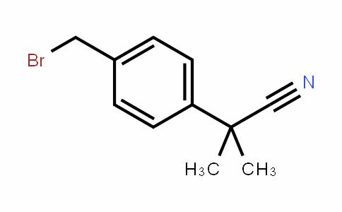 Benzeneacetonitrile, 4-(bromomethyl)-α,α-Dimethyl-