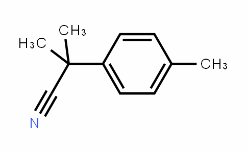 Benzeneacetonitrile, α,α,4-trimethyl-