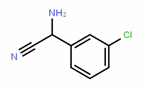 Benzeneacetonitrile, α-aMino-3-chloro-