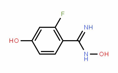 BenzenecarboximiDamiDe, 2-fluoro-N,4-DihyDroxy-