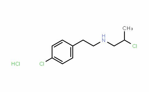 1-[[2-(4-氯苯基)乙基]氨基]-2-氯丙烷盐酸盐