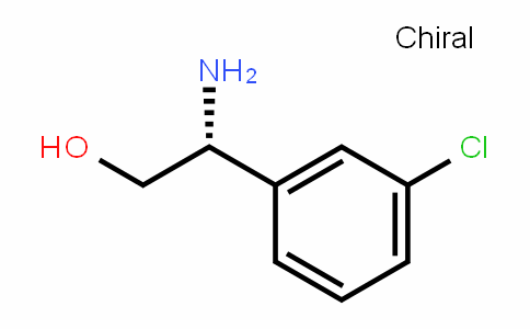 Benzeneethanol, β-aMino-3-chloro-, (βR)-