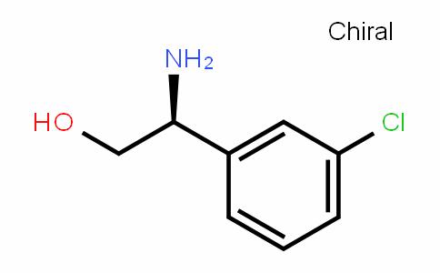 Benzeneethanol, β-aMino-3-chloro-, (βS)-