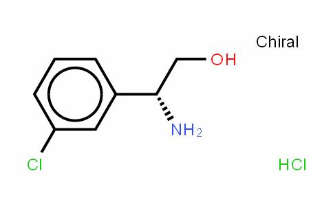Benzeneethanol, β-amino-3-chloro-, hyDrochloriDe (1:1), (βR)-