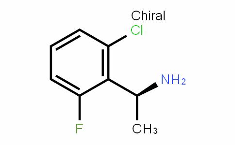 BenzeneMethanaMine, 2-chloro-6-fluoro-α-Methyl-, (αS)-