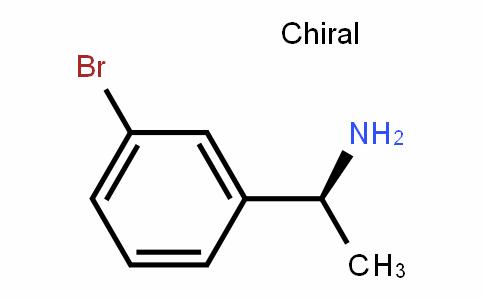 Benzenemethanamine, 3-bromo-α-methyl-, (αS)-