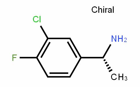 (R)-1-(3-氯-4-氟苯基)乙胺