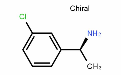 BenzeneMethanaMine, 3-chloro-α-Methyl-, (αS)-