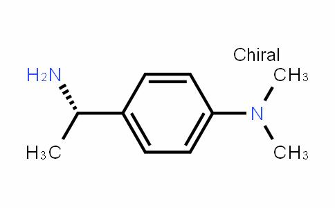 BenzeneMethanaMine, 4-(DiMethylaMino)-α-Methyl-, (αS)-