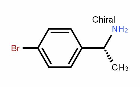 Benzenemethanamine, 4-bromo-α-methyl-, (αR)-