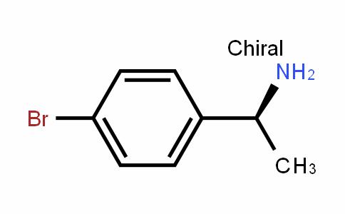 Benzenemethanamine, 4-bromo-α-methyl-, (αS)-