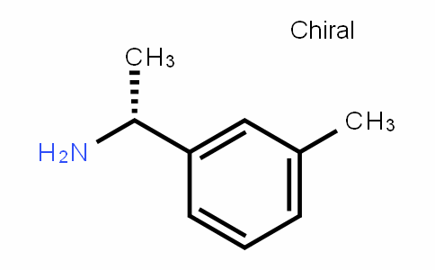 BenzeneMethanaMine, α,3-DiMethyl-, (αR)-
