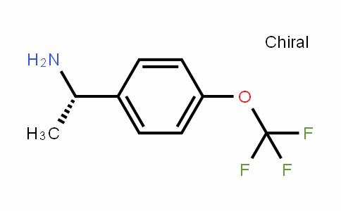 Benzenemethanamine, α-methyl-4-(trifluoromethoxy)-, (αS)-