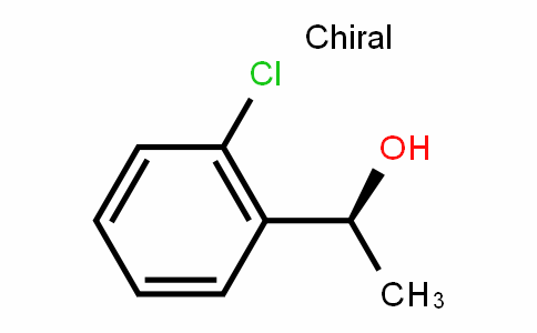 Benzenemethanol, 2-chloro-α-methyl-, (αS)-
