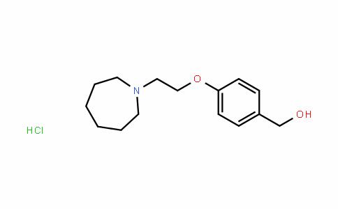 Benzenemethanol, 4-[2-(hexahyDro-1H-azepin-1-yl)ethoxy]- (hyDrochloriDe)