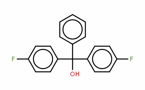 Benzenemethanol, 4-fluoro-a-(4-fluorophenyl)-a-phenyl-