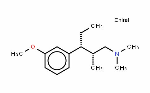 Benzenepropanamine, g-ethyl-3-methoxy-N,N,b-trimethyl-, (bR,gR)-