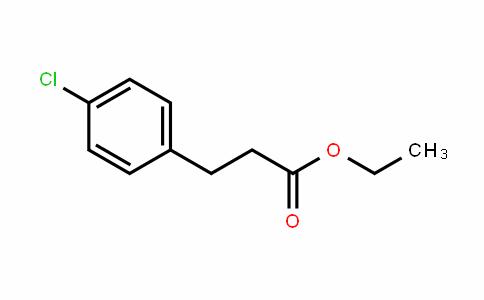 Benzenepropanoic acid, 4-chloro-, ethyl ester