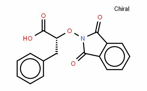 Benzenepropanoic acid,α-[(1,3-DihyDro-1,3-Dioxo-2H-isoinDol-2-yl)oxy]-, (αR)-
