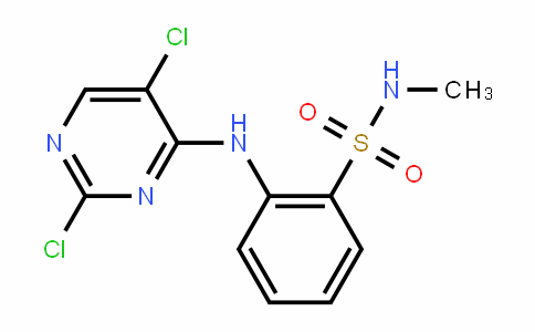 BenzenesulfonamiDe, 2-[(2,5-Dichloro-4-pyrimiDinyl)amino]-N-methyl-
