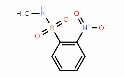 BenzenesulfonamiDe, N-methyl-2-nitro-