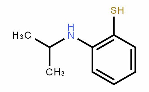 Benzenethiol, 2-[(1-Methylethyl)aMino]-