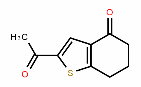 Benzo[b]thiophen-4(5H)-one, 2-acetyl-6,7-DihyDro-