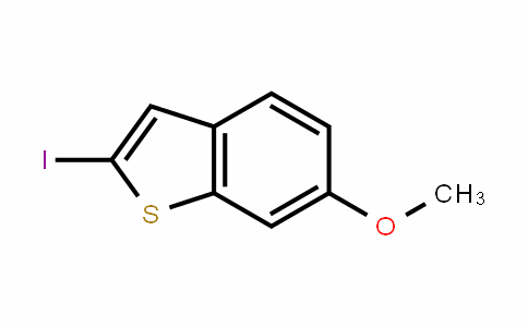 Benzo[b]thiophene, 2-ioDo-6-methoxy-