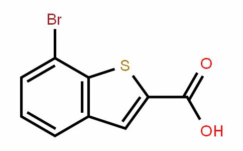 Benzo[b]thiophene-2-carboxylic acid, 7-bromo-