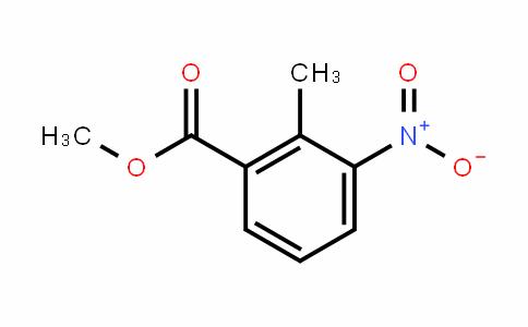 Benzoic acid, 2-methyl-3-nitro-, methyl ester
