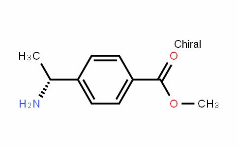 4-[(1R)-1-氨基乙基]苯甲酸甲酯
