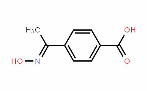 Benzoic acid, 4-[1-(hyDroxyiMino)ethyl]-