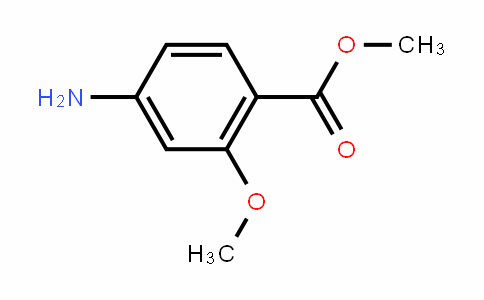 Benzoic acid, 4-amino-2-methoxy-, methyl ester