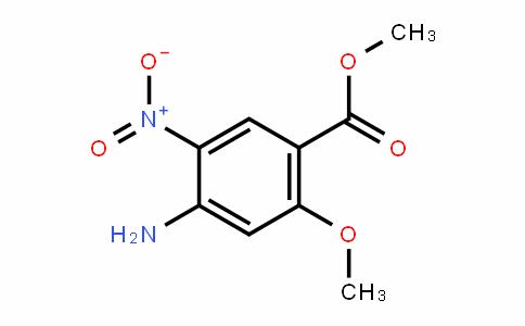 2-甲氧基-4-氨基-5-硝基苯甲酸