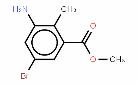 Benzoic acid,3-aMino-5-broMo-2-Methyl-, Methyl ester