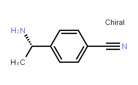 Benzonitrile, 4-[(1S)-1-aminoethyl]-