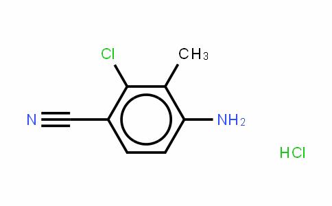 Benzonitrile,4-amino-2-chloro-3-methyl- (hyDrochloriDe)(1:1)