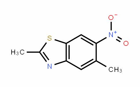 Benzothiazole, 2,5-DiMethyl-6-nitro-