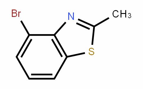 Benzothiazole, 4-broMo-2-Methyl-