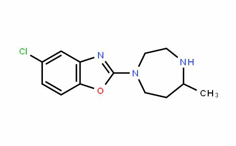 Benzoxazole, 5-chloro-2-(hexahyDro-5-methyl-1H-1,4-Diazepin-1-yl)-