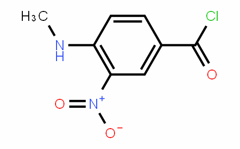 Benzoyl chloriDe, 4-(methylamino)-3-nitro-