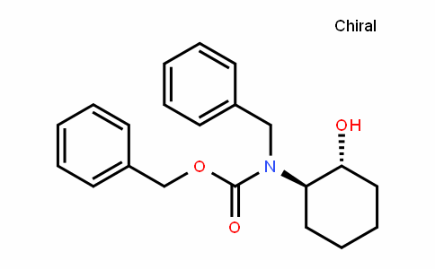 benzyl benzyl((1R,2R)-2-hyDroxycyclohexyl)carbamate