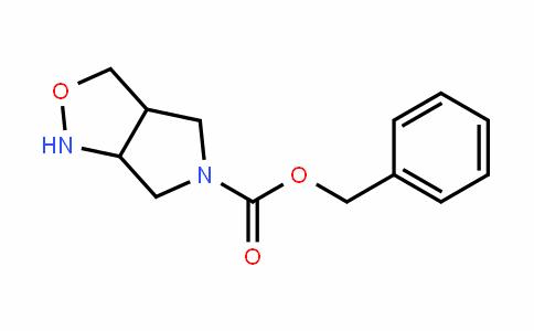 四氢-1H-吡咯并[3,4-C]异唑-5(3H)-甲酸苯甲酯