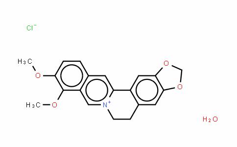 氯化黄连素水合物