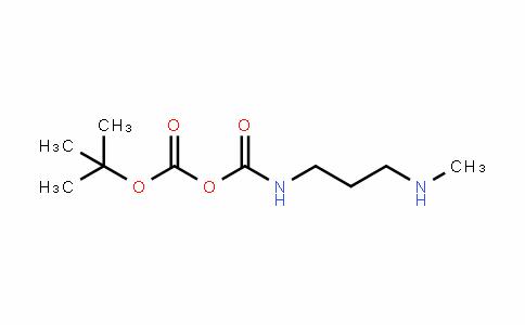 Boc-3-methylamino-propylcarbamate