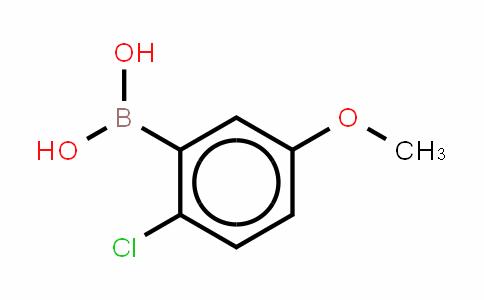 Boronic acid, B-(2-chloro-5-methoxyphenyl)