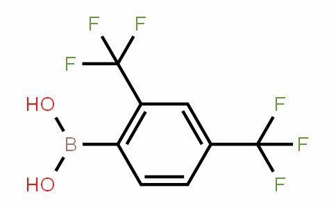 Boronic acid, B-[2,4-bis(trifluoromethyl)phenyl]-