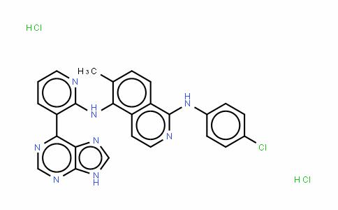 B-Raf inhibitor 1 (DihyDrochloriDe)