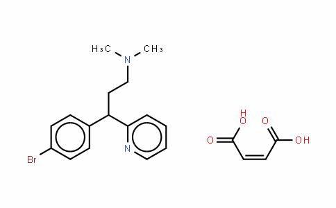 Brompheniramine (maleate)